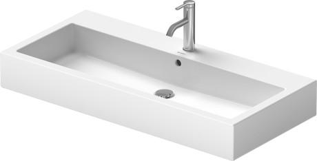 Vero furniture washbasin duravit
