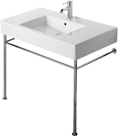 vero vanity basin 033043 duravit. Black Bedroom Furniture Sets. Home Design Ideas