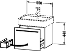 XL 6044 Vanity unit wall-mounted