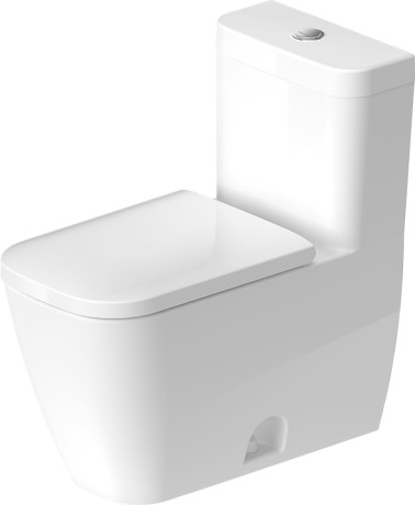 Happy D2 One Piece Toilet 212101 Duravit