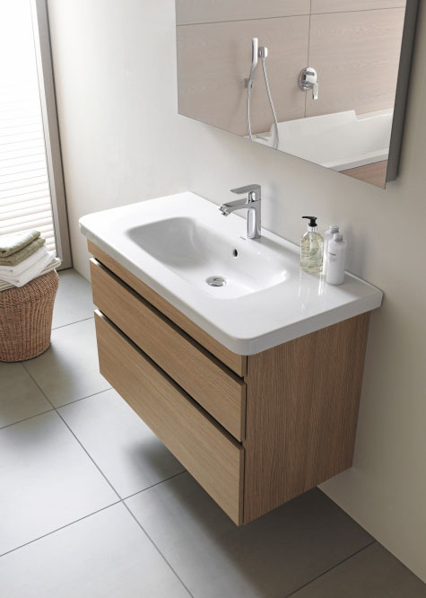 DuraStyle. Bathroom furniture   Duravit