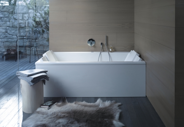 duravit bathroom design series starck bathtubs bath tubs from duravit. Black Bedroom Furniture Sets. Home Design Ideas