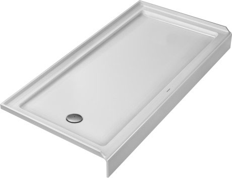 Exceptionnel Shower Tray With Panel