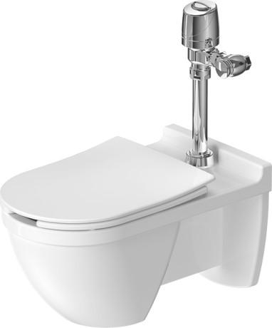 toilet wallmounted