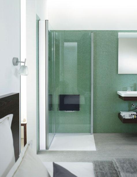 shower screens duravit. Black Bedroom Furniture Sets. Home Design Ideas