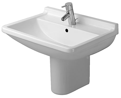 Starck 3 Washbasin Set