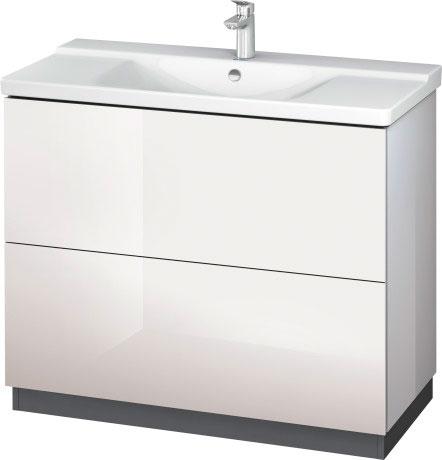 L cube duravit - Muebles de lavabo ...