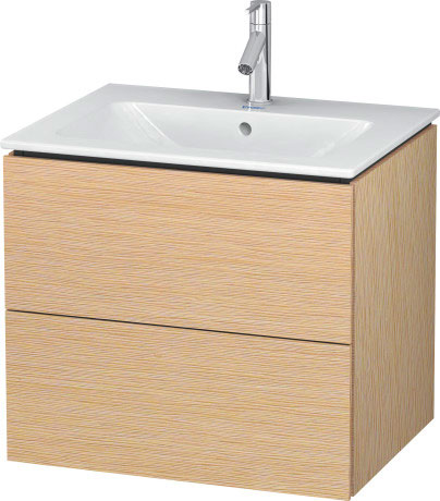 L Cube Vanity Unit Wall Mounted Lc6240