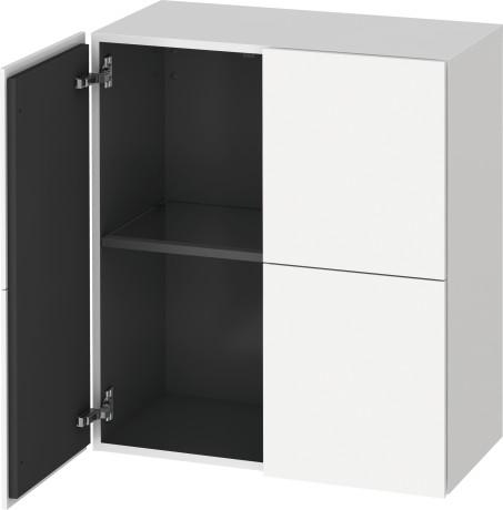 L Cube Semi Tall Cabinet Lc1177 Duravit