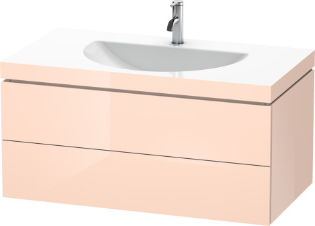 Furniture Washbasin C Bonded With Vanity Wall Mounted, LC6906O1010