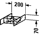 PV 9921 Divider-box drawer