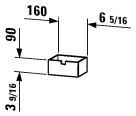 2F 9913 Box drawer