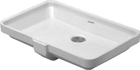 2nd Floor Washbasins