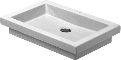 2nd Floor Vanity Basin #031758 | Duravit