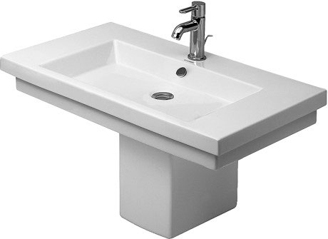 2nd floor Washbasin Set