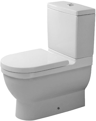 duravit starck 3 toilets toilet close coupled 012809 by. Black Bedroom Furniture Sets. Home Design Ideas