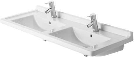 Double Furniture Washbasin