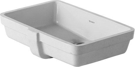 Vero Vanity basin #033048 | Duravit