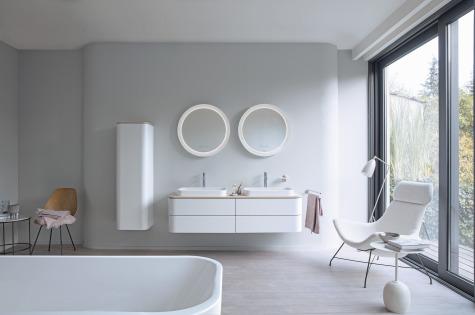 Duravit Fogo Wooden Bathroom Furniture Duravit