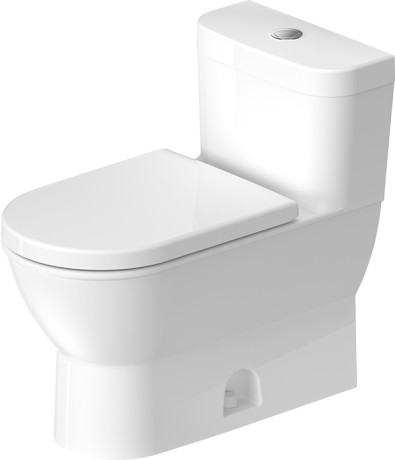 duravit darling new toilets one piece toilet 212301 by. Black Bedroom Furniture Sets. Home Design Ideas