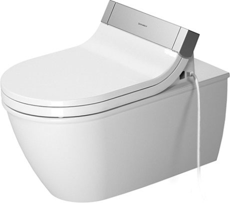 Darling New Toilet Wall Mounted 254409 Duravit