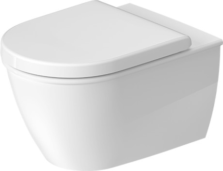 toilet wallmounted duravit rimless - Wall Mount Toilet