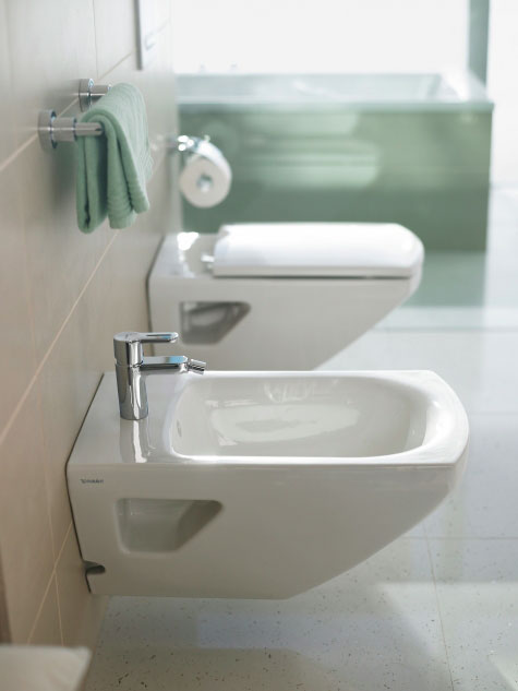Wall-mounted toilets - Toilets Duravit