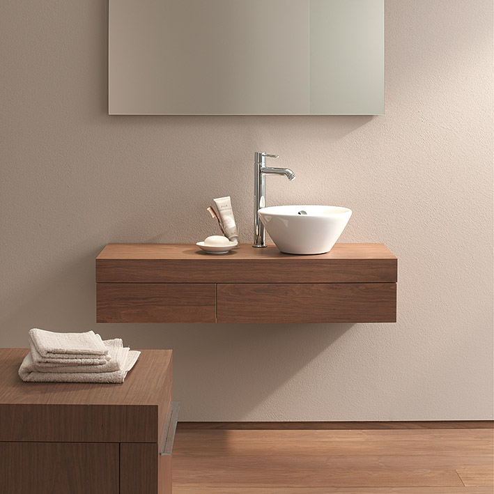 Fogo Vanity Unit Wall Mounted Fo9553 Duravit