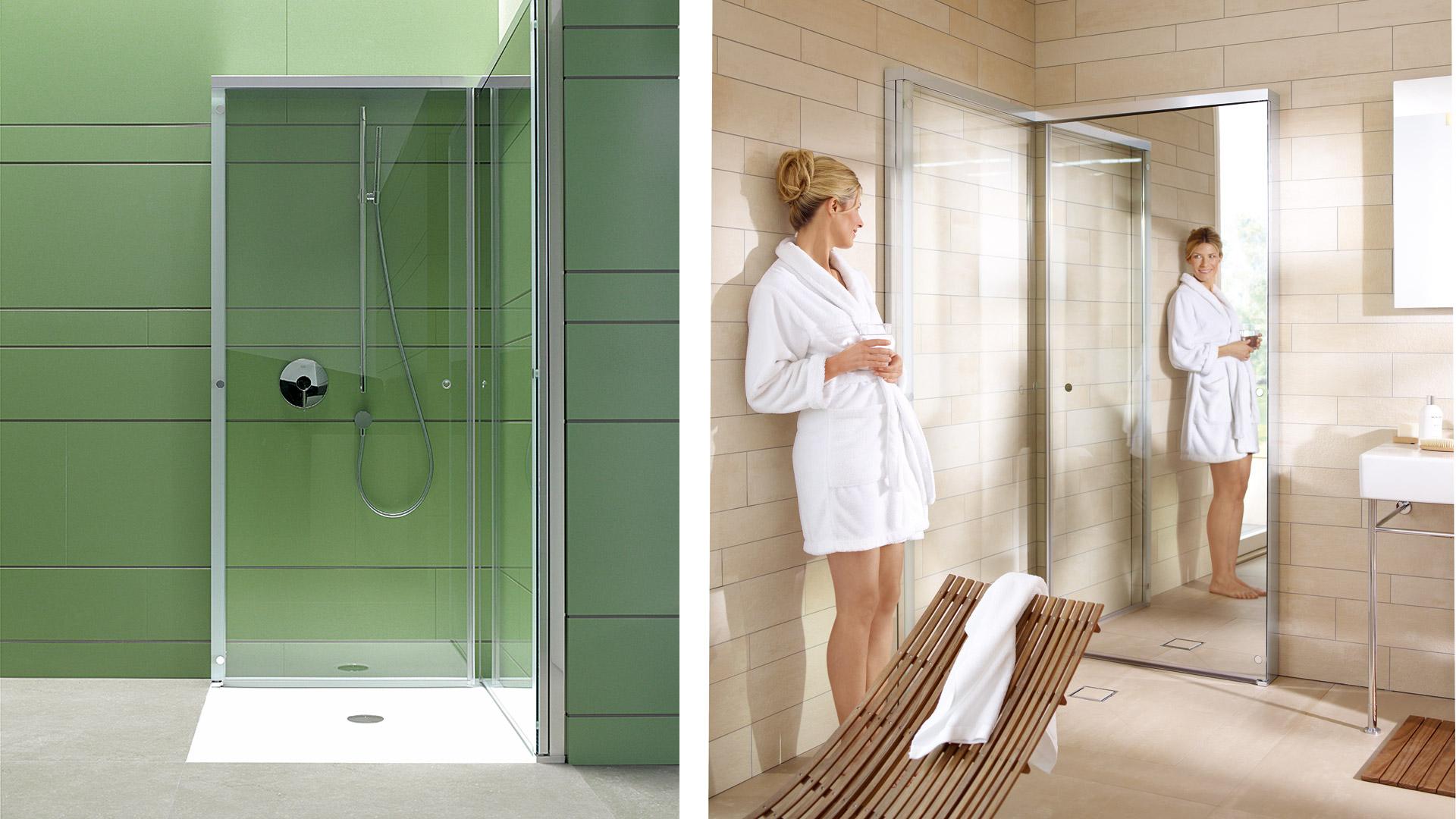 Tubs Showers Duravit
