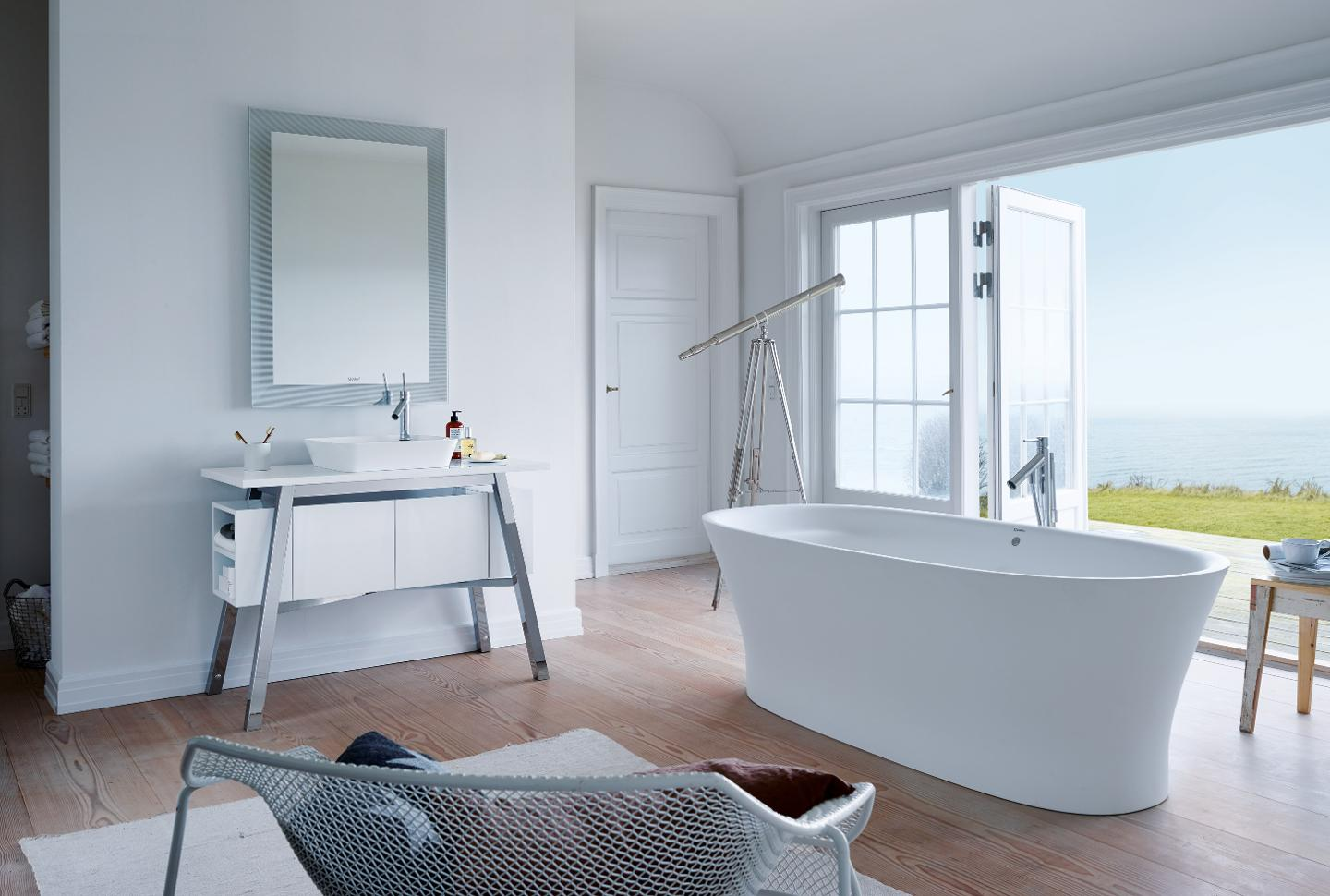 Cape Cod Bathtub #700330 | Duravit