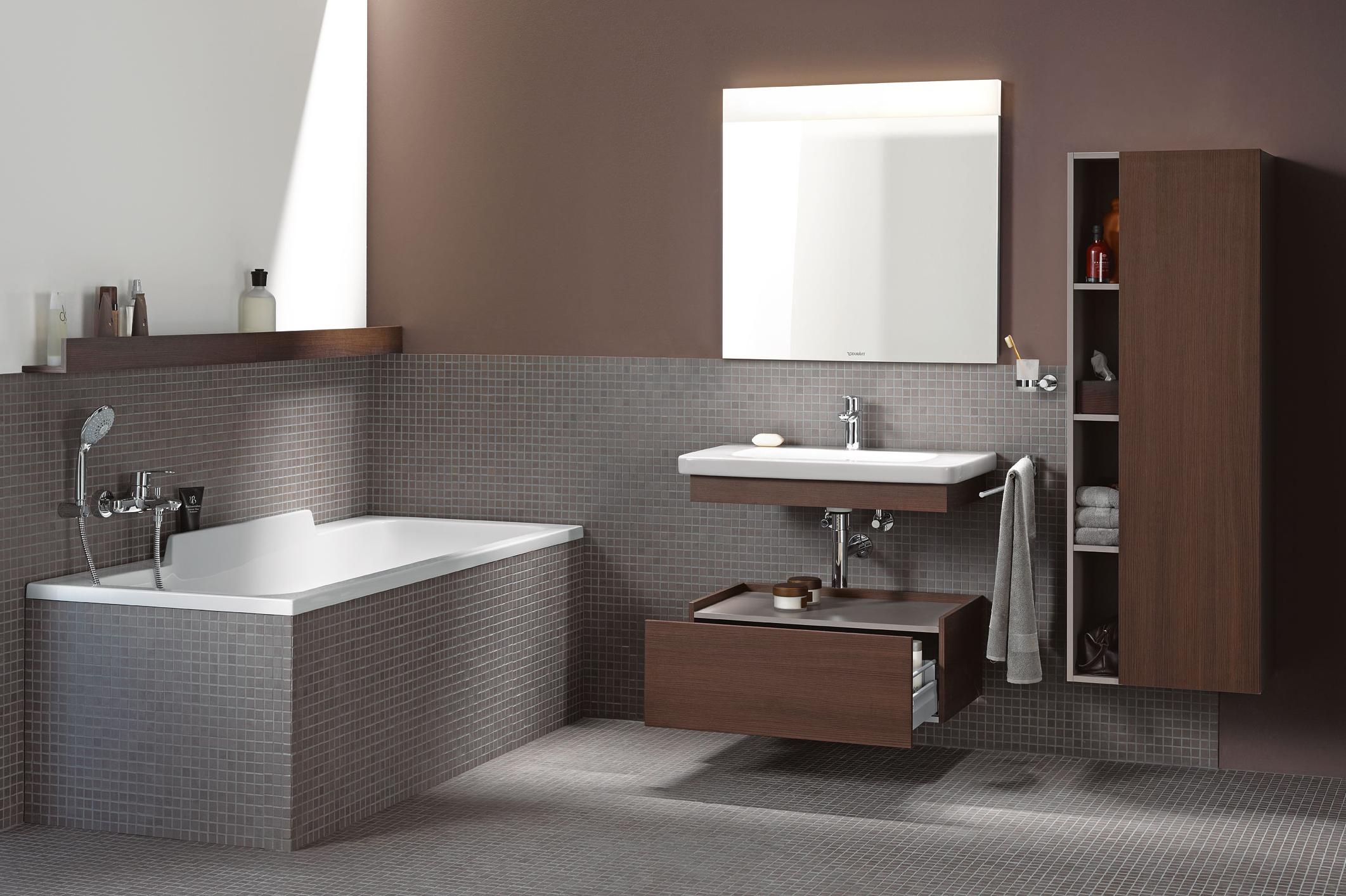 DuraStyle Toilet wall-mounted #253709 | Duravit