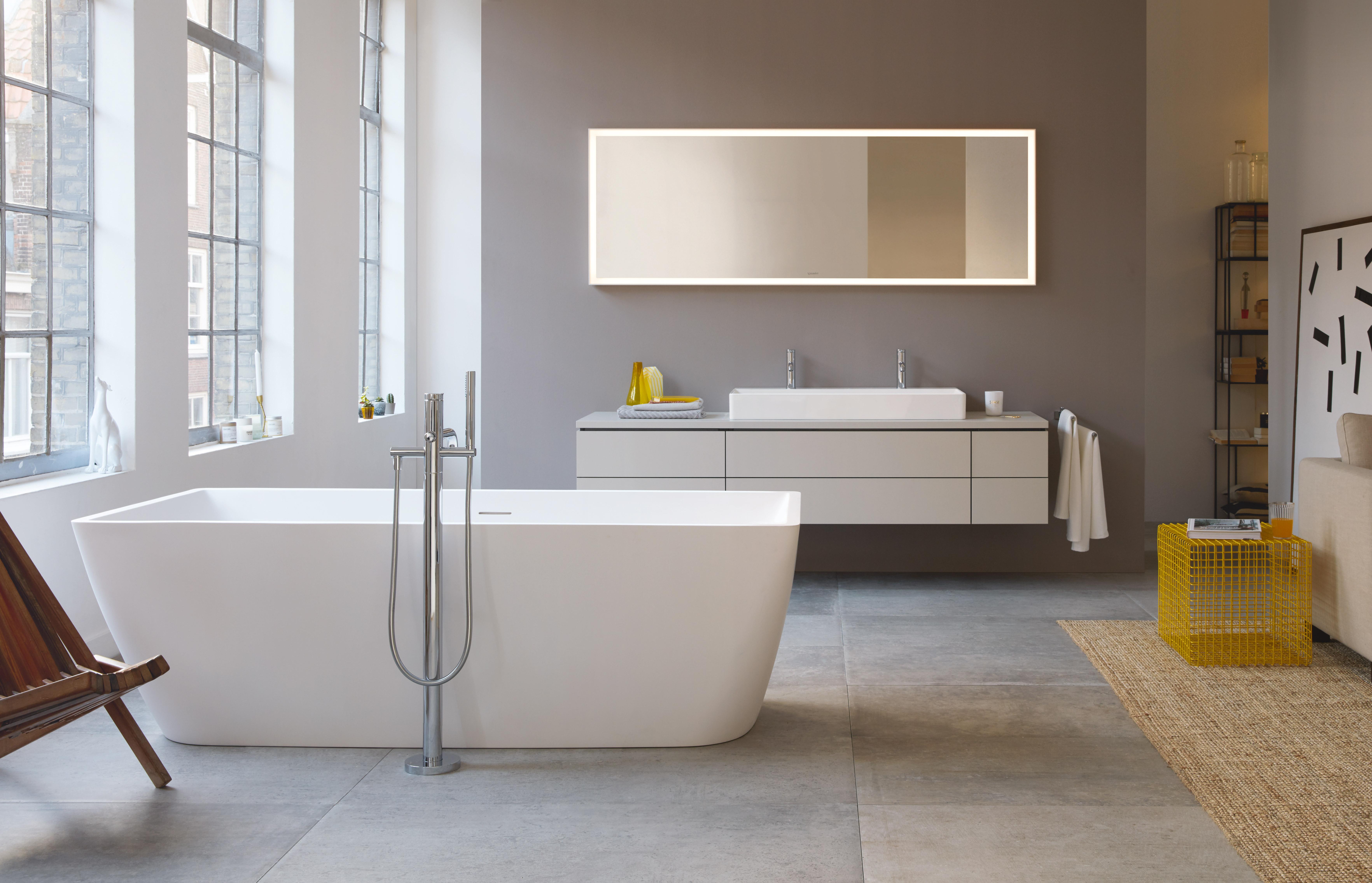 modern bathtubs for your bathroom duravit bathtub duravit. Black Bedroom Furniture Sets. Home Design Ideas