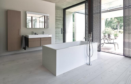 Sanitary ware & design bathroom furniture | Duravit on motor home exterior designs, boat bathroom designs, modular home bathroom designs,