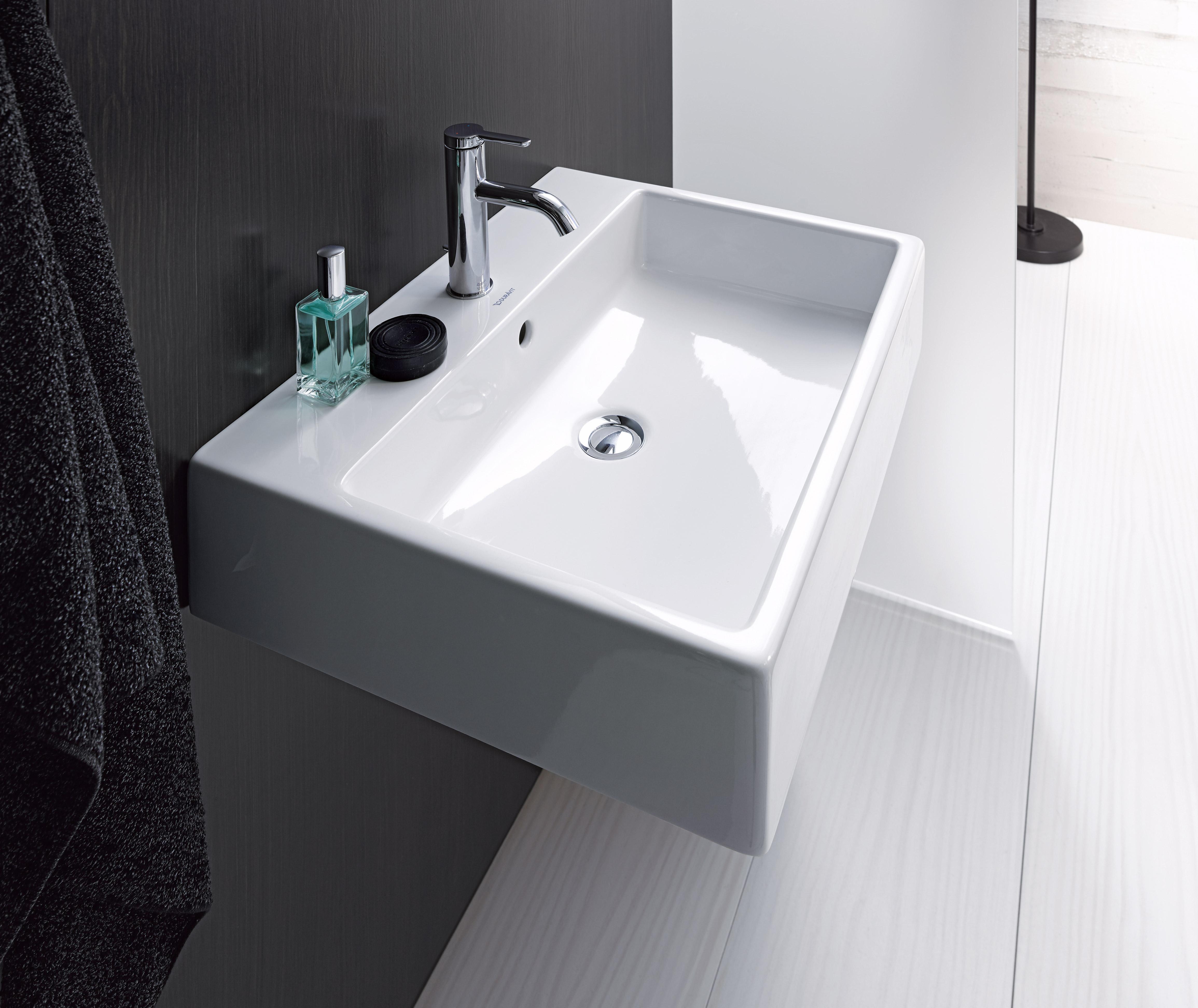 waschtische waschbecken aus keramik duravit. Black Bedroom Furniture Sets. Home Design Ideas