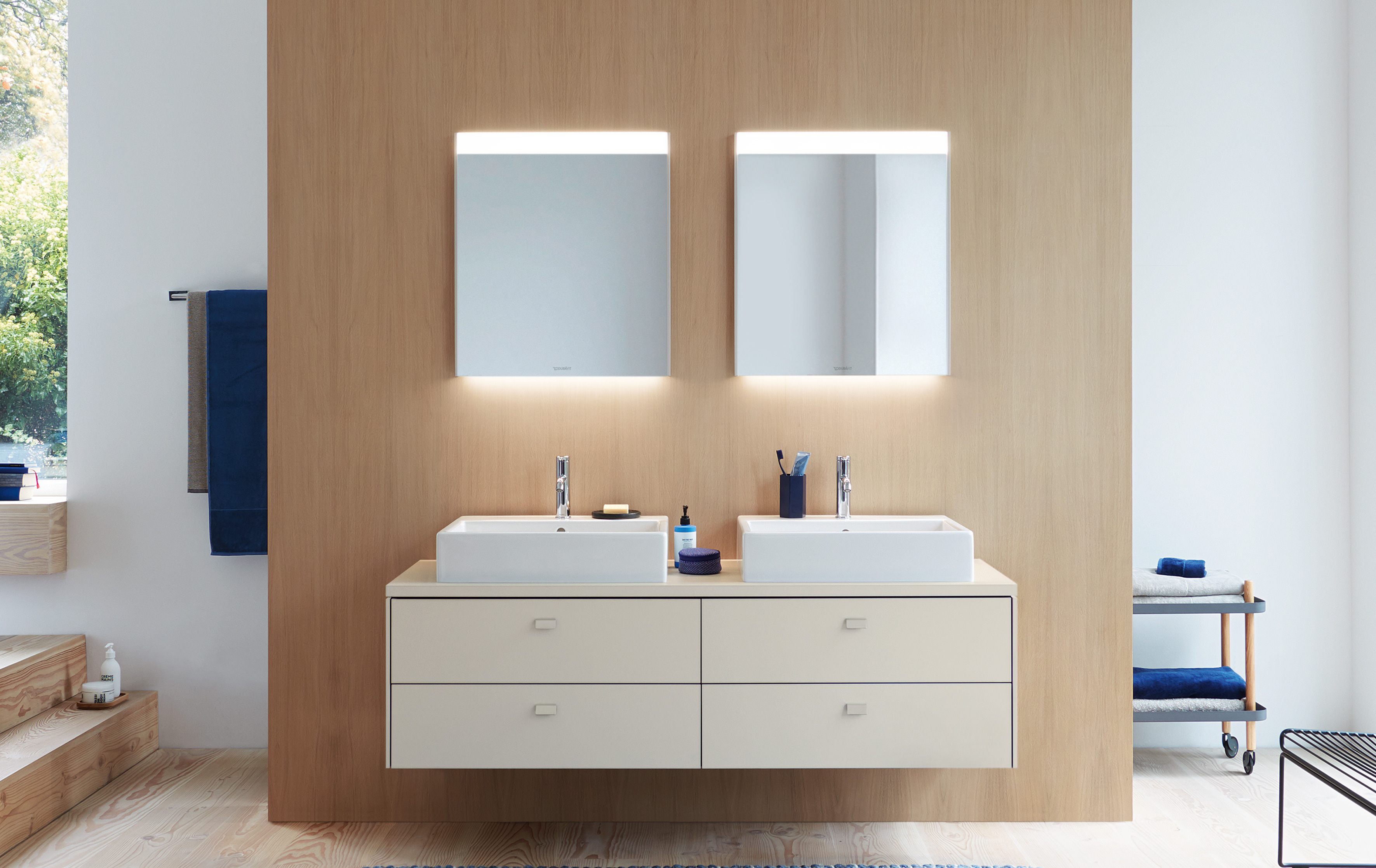 Brioso For Greater Individuality In The Bathroom.