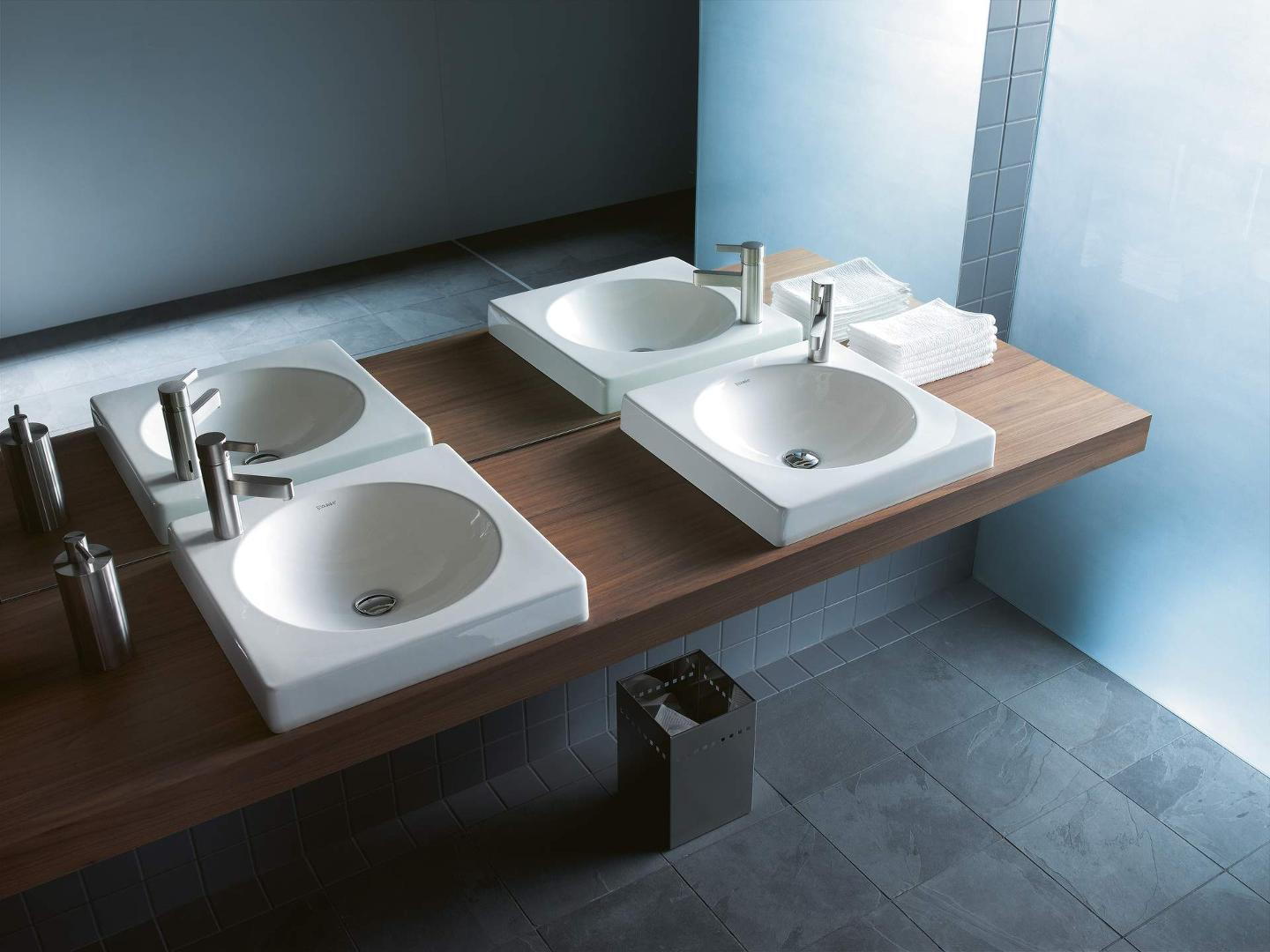 Architec duravit for Duravit architec sink