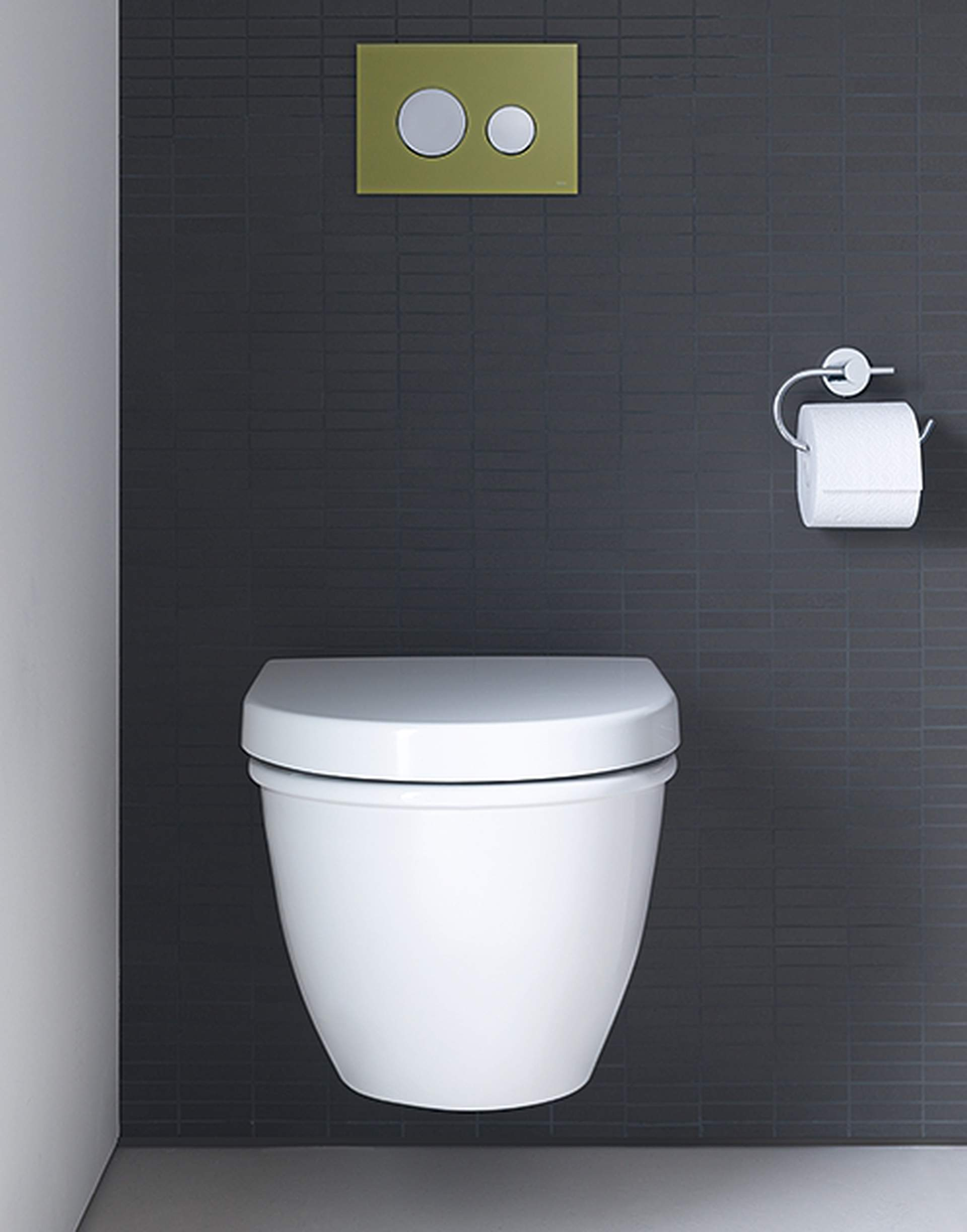 Darling New Toilet Wall Mounted 254509 Duravit