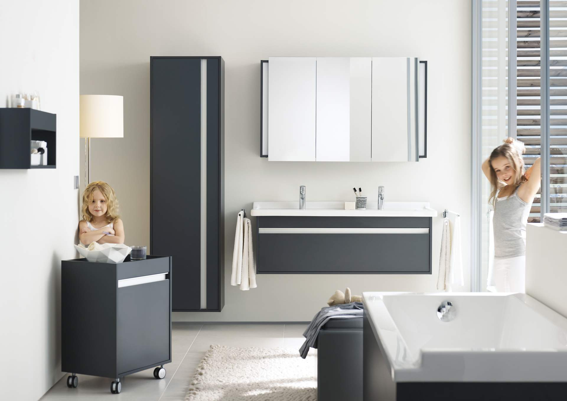 Ordinaire Duravit Ketho: Bathroom Furniture By Christian Werner   Duravit