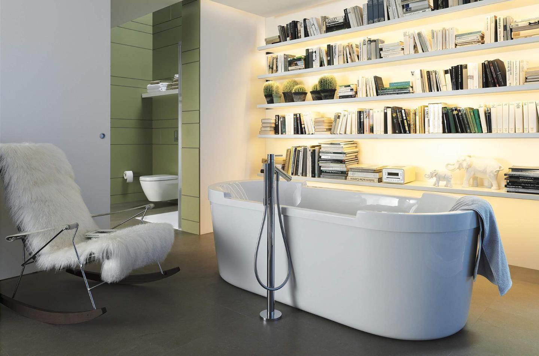 starck tubs shower trays duravit. Black Bedroom Furniture Sets. Home Design Ideas
