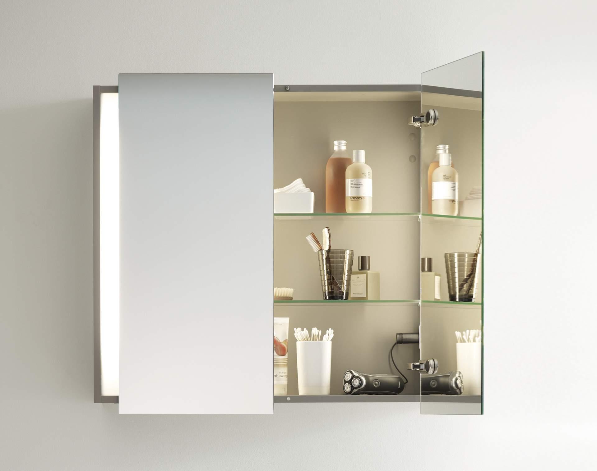 Mirror And Mirror Cabinets   Duravit