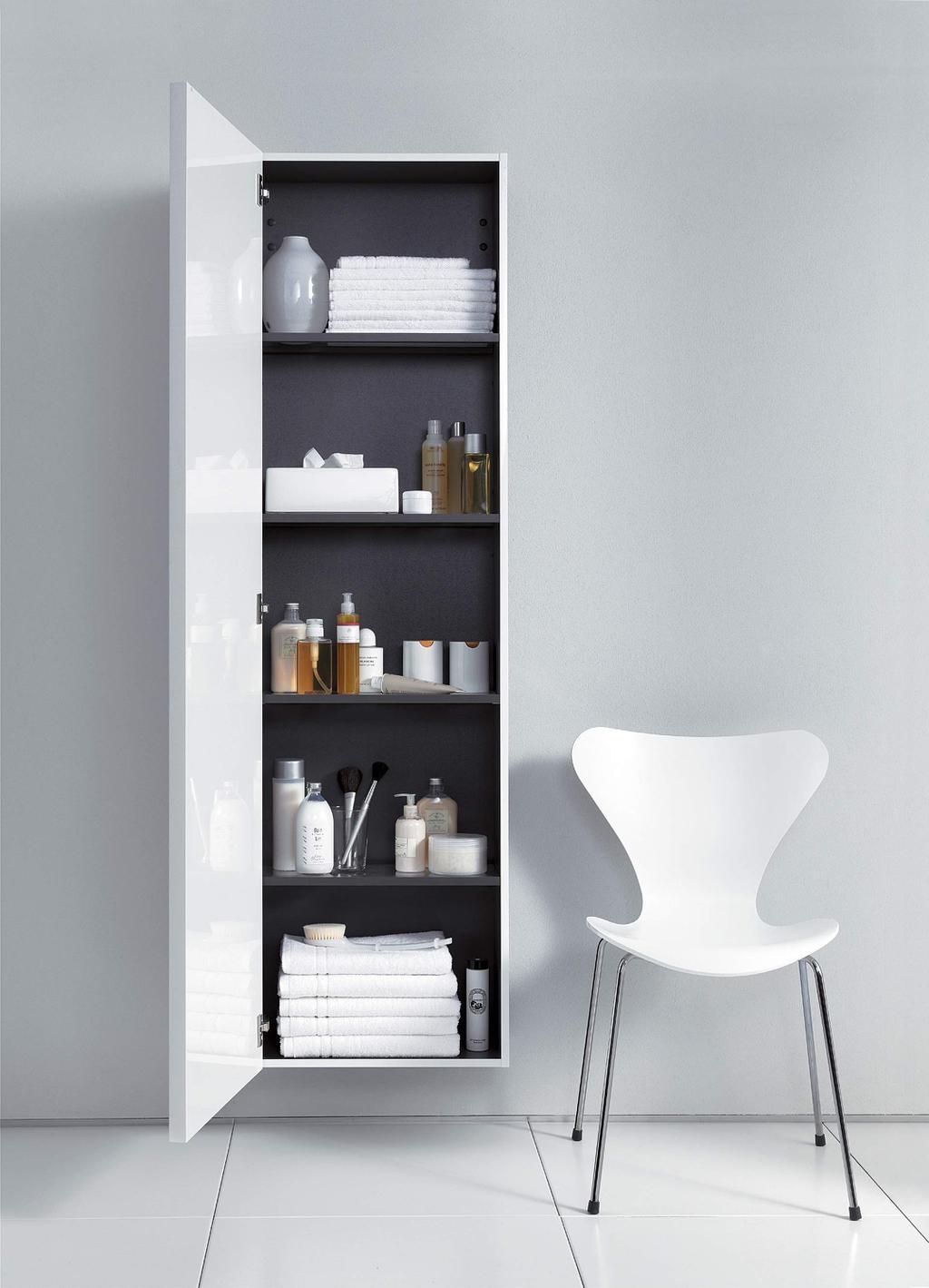 Duravit Delos: Bathroom furniture designed by EOOS   Duravit